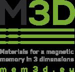 Logo mem3d.eu