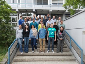 Research group Tykwinski (Image: FAU)