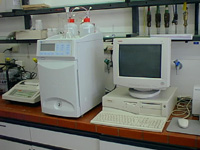 Ion Chromatography DIONEX DX 120 (Image: FAU)