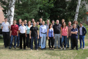 Research Group 2013 (image: Clark)