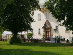 Schloss Schney in Lichtenfels, Tagungsort des Seminars (m.f.G. der Franken-Akademie Schloss Schney)