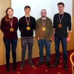 Best-Project-Presentation 2017/AK Hirsch (Photo: Jux/FAU)