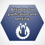 Icon: Adsorber for purification and sensing