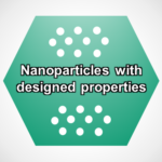 Icon: Nanoparticles with designed properties