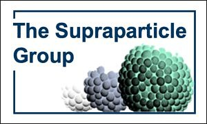 Logo: The Supraparticle Group