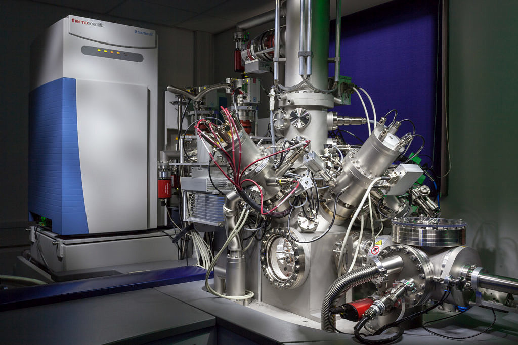 The new HybridSIMS instrument at the University of Nottingham