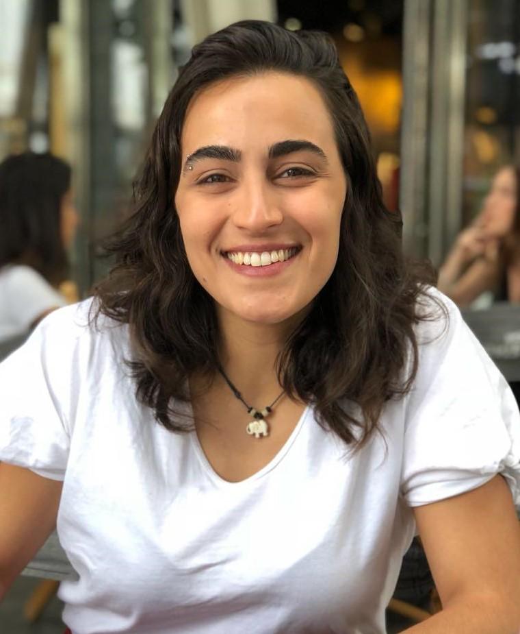 Maria Moubarak